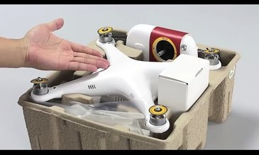 Phantom 2 Tutorials - Unboxing and Assembly