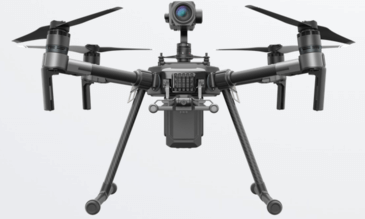 DJI M200 Enterprise Solution Series Is Looking UP!