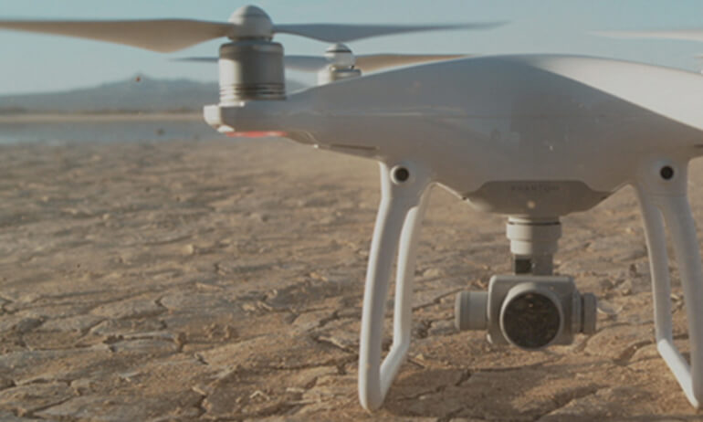 DJI – Phantom 4: The Most Powerful technology