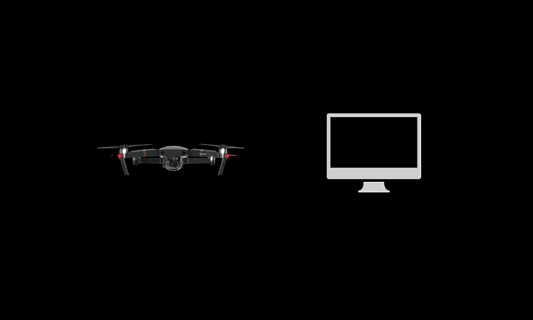 DJI – Mavic Pro Firmware Upgrade with PC