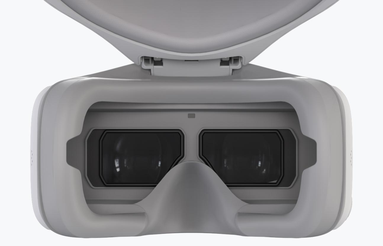 Купить очки dji к селфидрону combo защита от падения для беспилотника mavic air