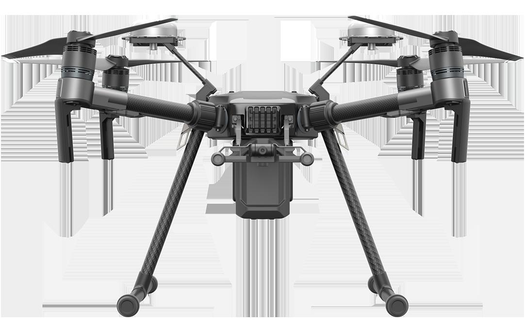 Matrice 200 Series: Increased Aerial Efficiency - DJI