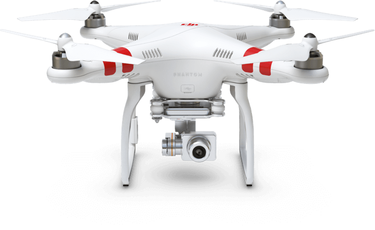 DJI Phantom 2 Vision+ - Easy to Fly Aerial Filmmaking System