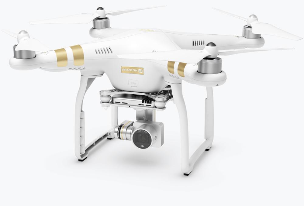 Phantom 3 4K - 4K Aerial Video For Everyone - DJI