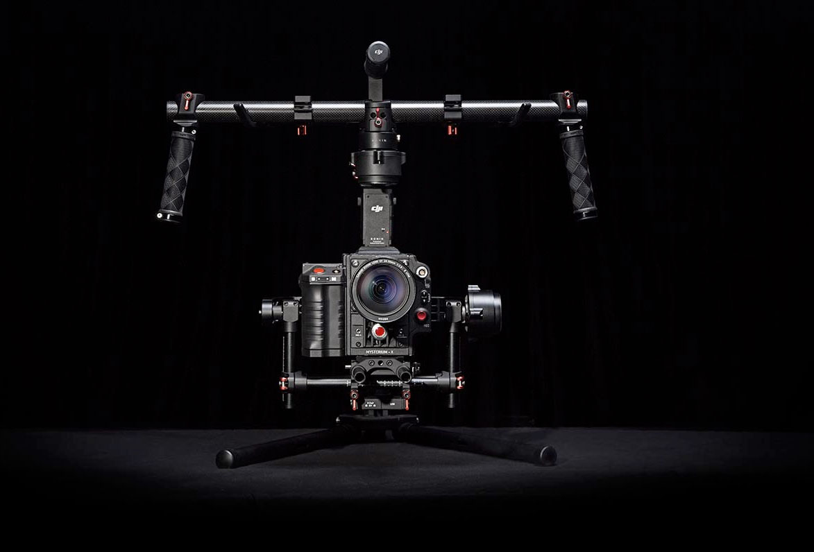 Ronin Handheld 3 Axis Camera Gimbal Dji From This Excellent Site Re Stabilizes The Dc Setting Stabilized System Developed For