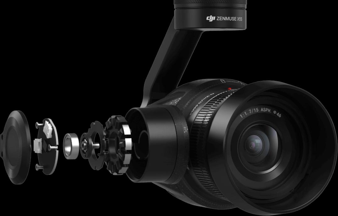 DJI Zenmuse Cameras
