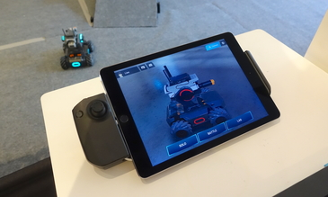 DJI Robomaster S1 Hands-On: This Pricey Drone Teaches Kids to Code
