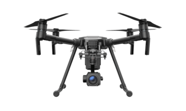 DJI Introduces M200 Series Drones Built For Enterprise Solutions