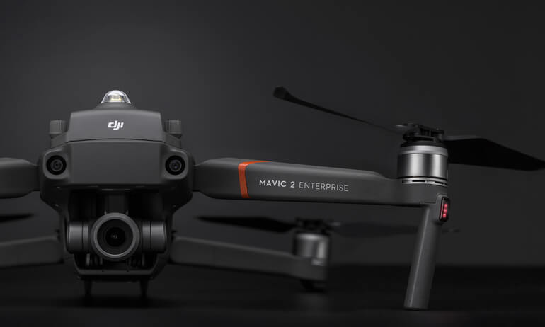 DJI Unveils Mavic 2 Enterprise, The Powerful Everyday Tool For Professionals Ready To Put Drones To Work