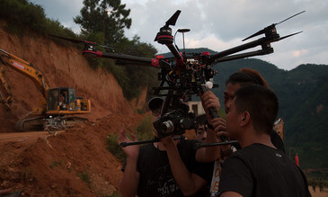 DJI Drones Used To Aid Yunnan Earthquake Relief Efforts
