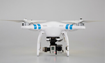 Installing the Zenmuse H3-3D on the Phantom 2