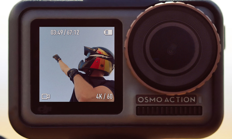 DJI – Introducing Osmo Action