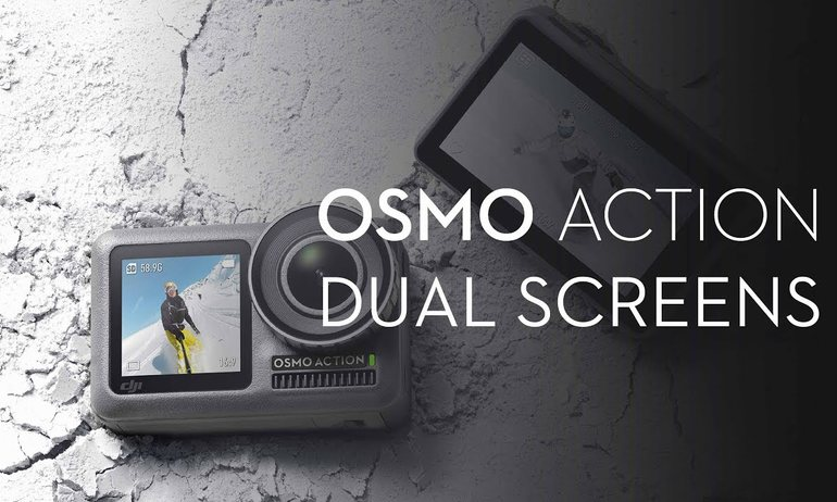 DJI - Introducing Osmo Action's Dual Screens