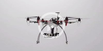 BUILT-IN GIMBAL STABILIZATION FUNCTION