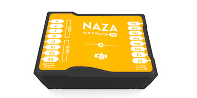 Multi-rotor One-power Output Fail Protection