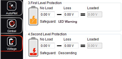 Low voltage protection
