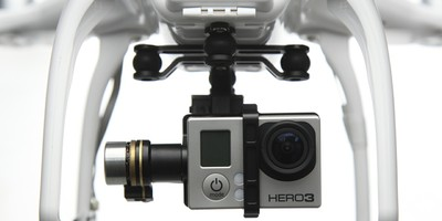 2-AXIS Professional Gimbal With High Performance