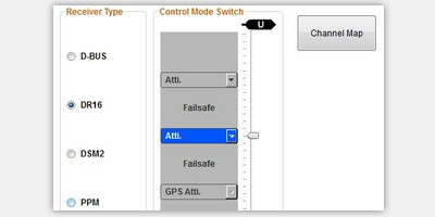 DJI A2 Multiple Flight Control Modes