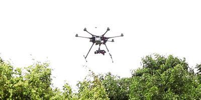 DJI A2 Accurate and Intuitive