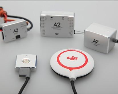 DJI A2 Multi-rotor Stabilization Controller